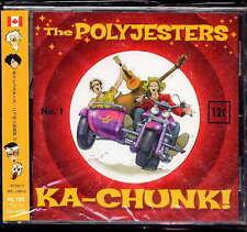 Polyjesters Ka-Chunk! +8 Japan CD w/obi GC-009