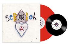 "Sebadoh Defend Yourself RED VINYL LP Record MP3 & 7"" lou barlow/dinosaur jr NEW+"