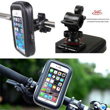 Universal Bicycle Pouch For Various iPhone Mobiles Motor Bike Mount Phone Holder