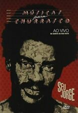SEU JORGE: MUSICAS PARA CHURRASCO, VOL. 1 USED - VERY GOOD DVD