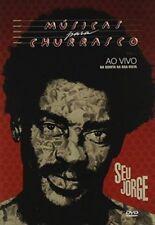 SEU JORGE: MUSICAS PARA CHURRASCO, VOL. 1 NEW DVD