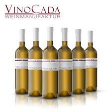 Weinpaket Weißburgunder Spätlese weiß 6 Fl. 0,75L trocken **silber* VinoCada