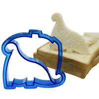 Animal Shape Lunch Kids Sandwich Toast Cookies Cake Bread Cutter Mold Mould DIY
