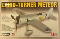 Lindberg 1/32 Laird Turner Meteor Racing Aircraft Model Kit 70562