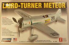 Lindberg 1/32 Laird Turner Meteor Racing Aircraft Model Kit 70562
