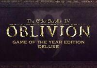 The Elder Scrolls IV Oblivion GOTY Deluxe Edition   Steam Key   PC     Worldwide