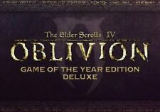 The Elder Scrolls IV Oblivion GOTY Deluxe Edition | Steam Key | PC | | Worldwide