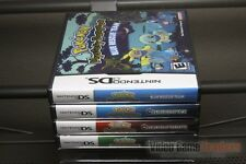 Pokemon Mystery Dungeon Explorers Set (Nintendo DS, 2006) Y-FOLD SEALED! - RARE!