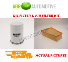 PETROL SERVICE KIT OIL AIR FILTER FOR FORD MONDEO 2.0 145 BHP 2007-14