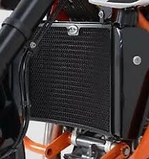 KTM 690 Duke R 2013-2018 R&G Racing Protector Del Radiador RAD0127BK Negro