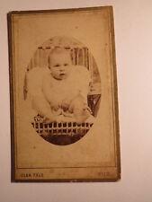 Ried Innkreis - 1887 - kleines Kind - Baby / CDV