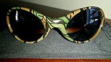 Oakley Trenchcoat Vintage Sunglasses Camo Rare