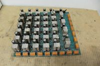 Crouzet Relay Module Board PB-24M-V PB24MV 57-314 Rev E Used