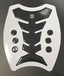 Carbon Premium tank Pad/Protector for Suzuki Motorcycles -Bandit GSF GSXR & more