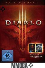 Diablo 3 III + Reaper of Souls Bundle Key - [Battlenet Download] PC MAC - DE/EU