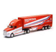 Factory Honda Racing Team Semi Truck 1:32 New Ray Toy Model p# 10893