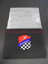 BUSTA PORTA DOCUMENTI GIANNINI FIAT 500 126 600 850 P633G