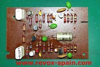 Studer Revox A77  Input Amplifier Ref: 1.077.700 PLACA ORIGINAL