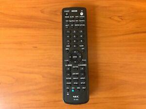 NEC RD466E Remote Control