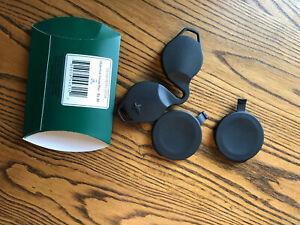 Swarovski binocular lens covers - EL Field Pro 50mm rainguard/objective / ocular