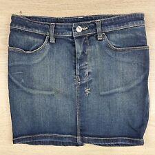 Tsubi Gael Pencil Miniskirt Women's Denim Skirt Size 8 NWOT W31 L15 Ksubi (E14)
