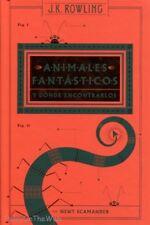 Animales fantasticos y donde encontrarlos  (Spanish Edition) by J. K. Rowling
