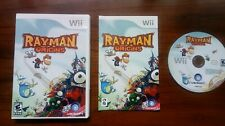 Rayman Origins for Nintendo Wii, Complete, Tested and Working!!