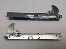 2x Genuine Westinghouse Upright Oven Door Hinge WLE625WA 94000181816 94000181817