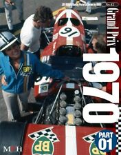 1970 Grand Prix Season #1 Model Factory Hiro Photo reference book Japanese Text