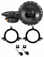 "Alpine S 6.5"" Front Factory Speaker Replacement Kit For 1999-2004 Chrysler 300M"