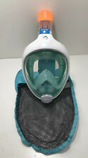 Tribord Subea EasyBreath Full Face Snorkel Mask Size Extra Small