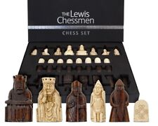 The Isle Of Lewis Chessmen The Official Chess Set