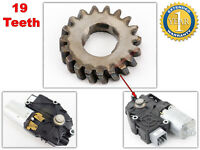 GEAR COG FOR PEUGEOT 206 207 RENAULT MEGANE SUNROOF MOTOR REPAIR 19 THEET 4mm