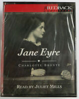 Charlotte Bronte by Jane Eyre (Abridged Audio Cassette). Factory sealed. Rare