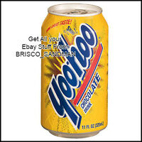 Fridge Fun Refrigerator Magnet YOO-HOO DRINK CAN - Version A - Specialty Die Cut
