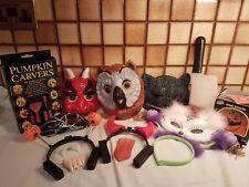 Hallowen dressing up 14 Items