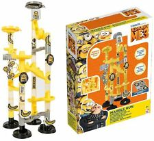 Despicable Me Minions Marble Run Race Construction Building Kids Childrens Toys