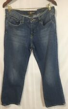 Lucky Brand Cecil Sweet N Low Crop Size 30/10