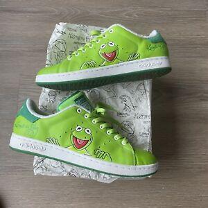 Adidas Stan Smith II Kermit the Frog G4 Men's Size 12 Adicolor 562898. No Box