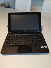 "NOTEBOOK USATO HP MINI 210 1030sl INTEL ATOM N450 1GB 250GB 10.1"" WIN 7 WEBCAM"