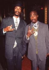 "Snoop Dogg / Tupac Shakur NEW 84cm x 60cm (34"" x 24"") colour POSTER"
