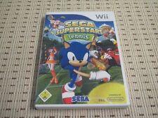 Sega Superstars Tennis für Nintendo Wii und Wii U *OVP*