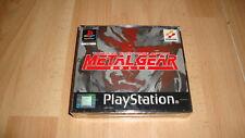 Metal Gear Solid - Sony PlayStation