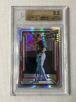 AARON JUDGE 2019 Panini VIP Party HYPER PRISM SP! BGS GEM MINT 9.5! YANKEES!