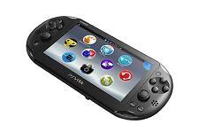 SONY Playstation Vita PSV 2000 WiFi Console Black *VGC*+Warranty!