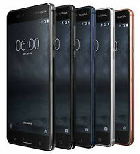 New Nokia 6 Duos 64GB-4GB-16MP-8MP Android Nougat - Mix Color