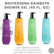 Neutrogena Rainbath Refreshing Shower Bath Gel, 40 oz Original Plum Tea Ocean