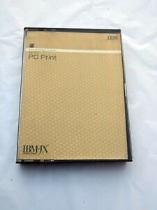 IBM IBM-JX IBMJX AUS NZ JAP Vintage Software 5601-SHY PC Print