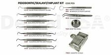 PERIODONTAL /SEALANT/IMPLANT KIT - CODE:PESI