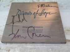Zbigniew Preisner/Lisa Gerrard/Archie Buchanan - Diaries Of Hope signed CD DCD